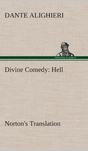 9783849518448: Divine Comedy, Norton's Translation, Hell