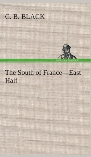 9783849520069: The South of France-East Half