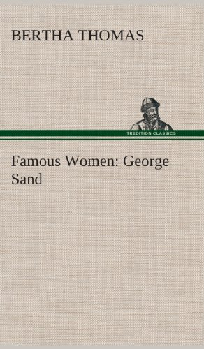 9783849520328: Famous Women: George Sand