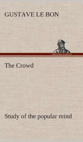 9783849520465: The Crowd study of the popular mind