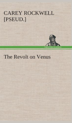 9783849521196: The Revolt on Venus