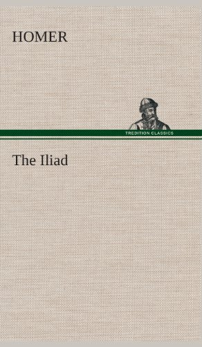 9783849523619: The Iliad