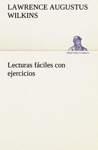 9783849526269: Lecturas fáciles con ejercicios (TREDITION CLASSICS)