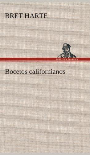 9783849527129: Bocetos californianos