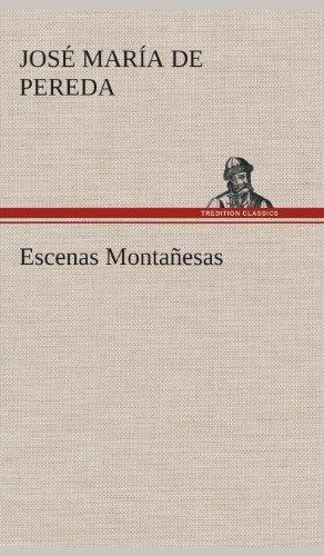 9783849527648: Escenas Montañesas (Spanish Edition)