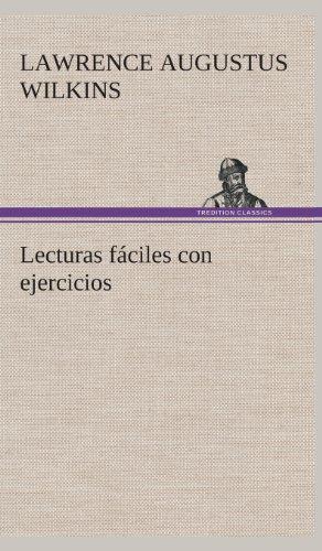 9783849527914: Lecturas fáciles con ejercicios