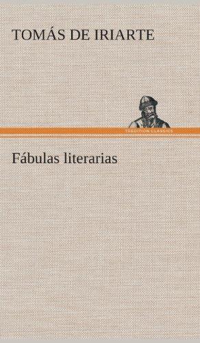9783849528225: Fábulas literarias
