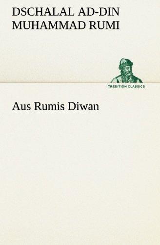 9783849531843: Aus Rumis Diwan (TREDITION CLASSICS)