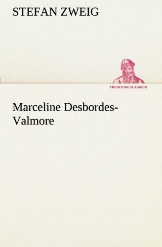 9783849532666: Marceline Desbordes-Valmore