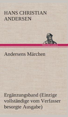 9783849533007: Andersens Märchen (German Edition)