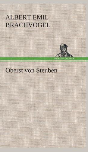 9783849533335: Oberst von Steuben (German Edition)