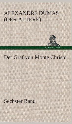 9783849533823: Der Graf von Monte Christo (German Edition)