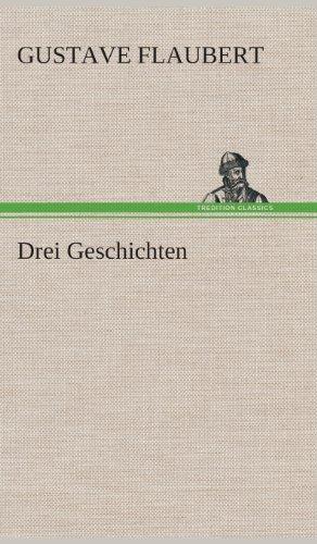 9783849534059: Drei Geschichten (German Edition)