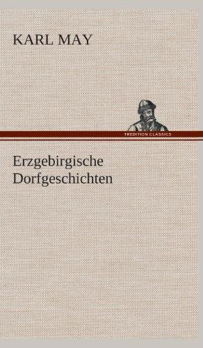 9783849535629: Erzgebirgische Dorfgeschichten