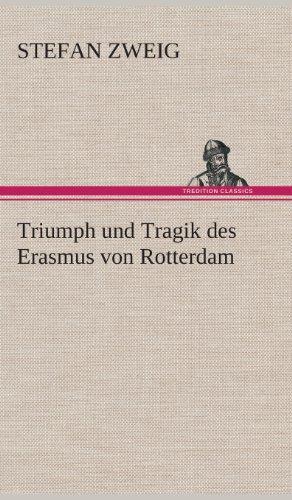 9783849537197: Triumph und Tragik des Erasmus von Rotterdam