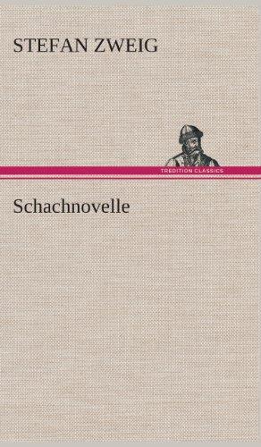 9783849537289: Schachnovelle