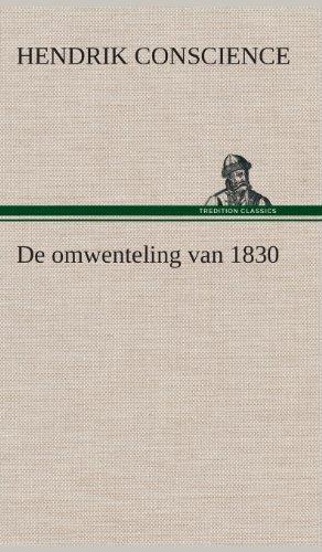 9783849542047: De omwenteling van 1830 (Dutch Edition)