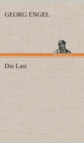9783849548155: Die Last