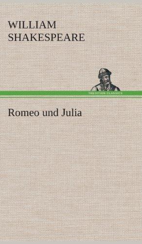 9783849549183: Romeo und Julia (German Edition)