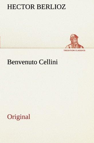 9783849552909: Benvenuto Cellini: Original
