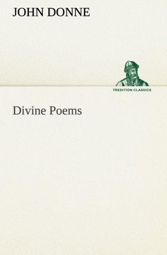 9783849554132: Divine Poems