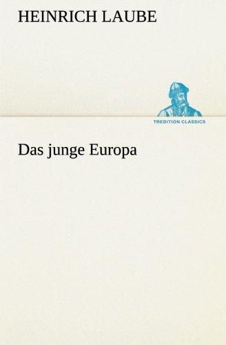 9783849555894: Das junge Europa