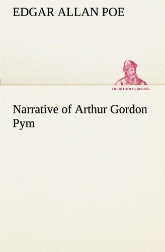 9783849557355: Narrative of Arthur Gordon Pym