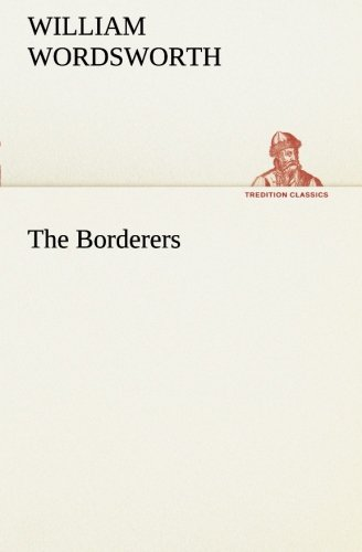 9783849559687: The Borderers