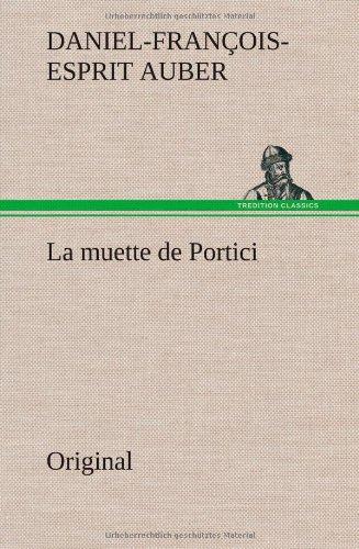 9783849559922: La Muette de Portici (French Edition)