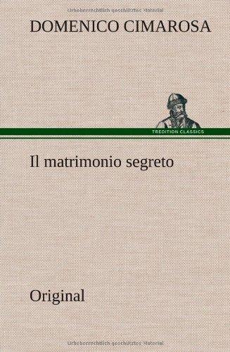 9783849560874: Il Matrimonio Segreto (Italian Edition)