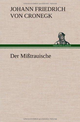 9783849561086: Der Misstrauische (German Edition)