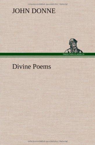 9783849561390: Divine Poems
