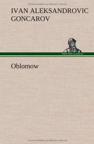 9783849562069: Oblomow