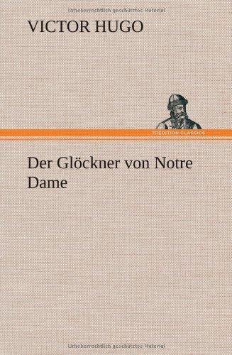 9783849562700: Der Glockner Von Notre Dame