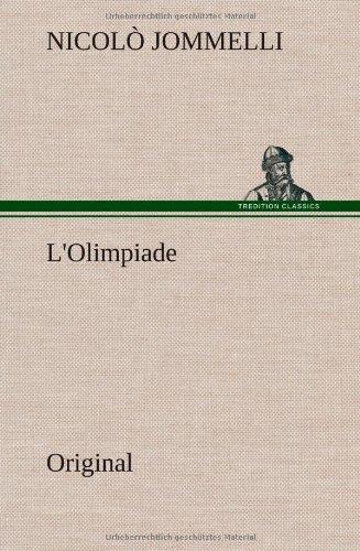 9783849562847: L'Olimpiade (Italian Edition)