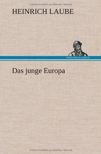 9783849563141: Das junge Europa