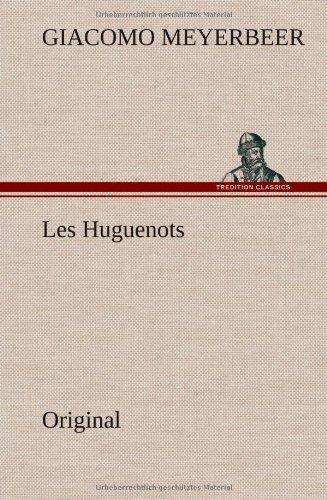 9783849563943: Les Huguenots (French Edition)