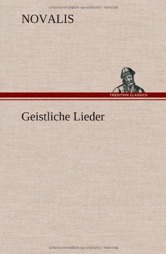 9783849564384: Geistliche Lieder (German Edition)