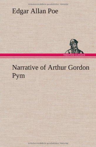 9783849564605: Narrative of Arthur Gordon Pym