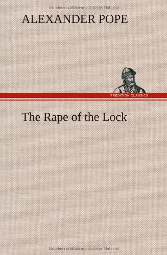 9783849564681: The Rape of the Lock