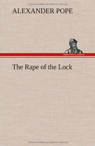 9783849564681: The Rape of the Lock