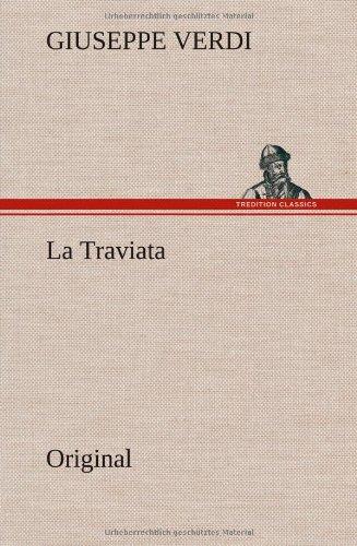 9783849566500: La Traviata (Italian Edition)