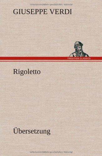 9783849566555: Rigoletto (German Edition)