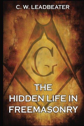 9783849676742: The Hidden Life in Freemasonry