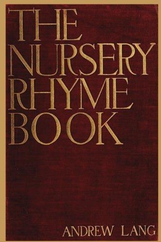 9783849678296: The Nursery Rhyme Book