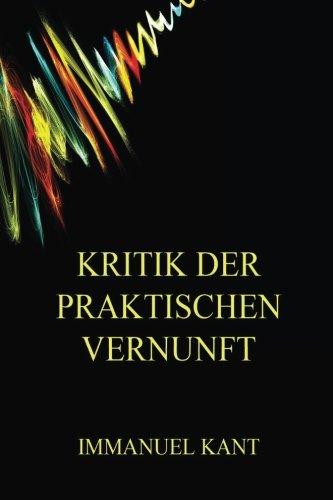 9783849685225: Kritik der praktischen Vernunft (German Edition)