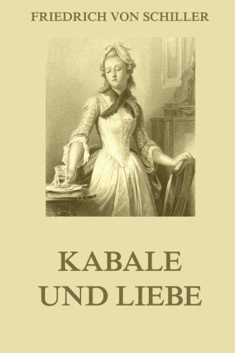 9783849690441: Kabale und Liebe