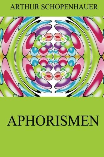 9783849691523: Aphorismen (German Edition)