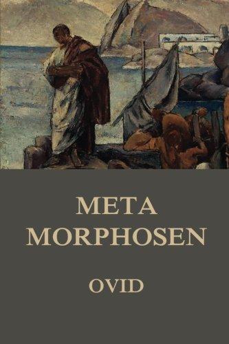 9783849693909: Metamorphosen