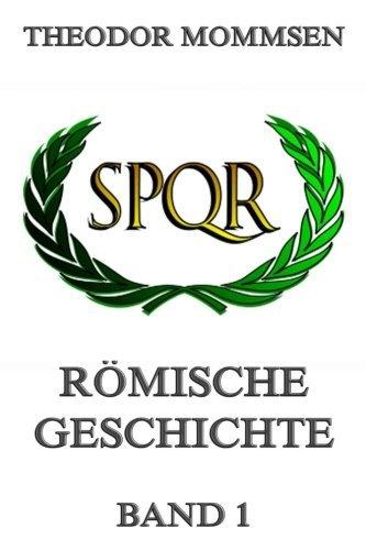 9783849697273: Römische Geschichte, Band 1
